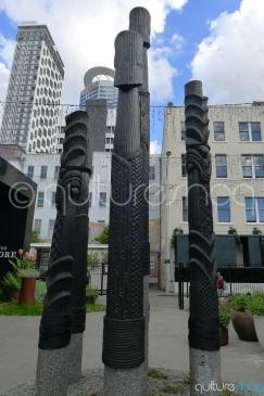 Maori Totems